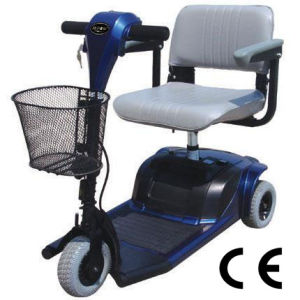 3-Wheel Mobility Scooters Disabled Scooters pictures & photos