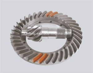 High Precision of Spiral Bevel Wheel