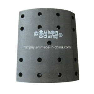 96357675 Daewoo Bus Part Brake Block Lining pictures & photos