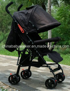 622 Black Baby Stroller pictures & photos