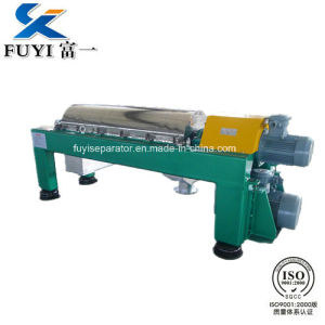High Performance Decanter Centrifuge for Food and Beverage Applications pictures & photos