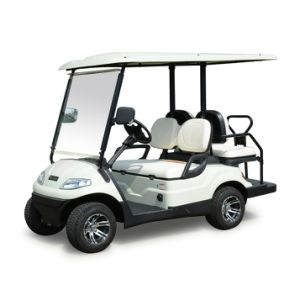 4 Seaters Electric Golf Buggy Ffoe Sale pictures & photos
