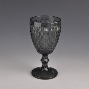 Colored Stem Wine Glass pictures & photos