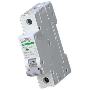1p Non Polarized TUV Certificate 1~63A DC Mini Circuit Breaker pictures & photos