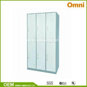 Clothes Locker Cabinet Steel Wardrobe (OMNI-YY-10) pictures & photos