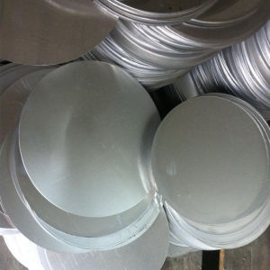 201 2b Cold Rolled Ddq High Quality Stainless Steel Circle pictures & photos