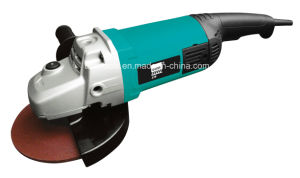 Industrial Quality High Power 2400W Electric Power Polishing Angle Grinder Tools pictures & photos