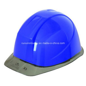 H Guard Safety Helmet with Transparent Visor Ntb-1 pictures & photos