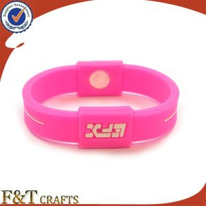 Wholesale Monster Silicon Bracelet From China pictures & photos