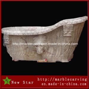 Factory Direct Sell Granite Stone Bathtub for Home Hotel Bathroom pictures & photos