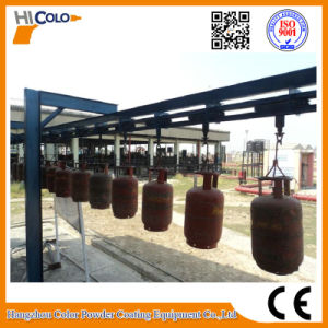 China Extinguisher Powder Painting Line pictures & photos