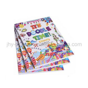 Perfect Binding Child Doodle Book Printing Service (jhy-363) pictures & photos