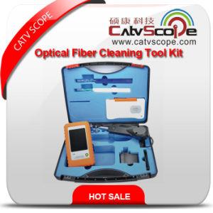 Csp-823A High Performance Optical Fiber Cleaning Tool Kit