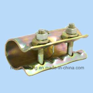 Scaffolding Pressed Sleeve Coupler pictures & photos