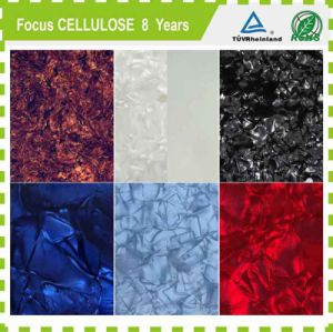 Colorful Pearloid, Drum Wraps Cover Material (CELLULOID)