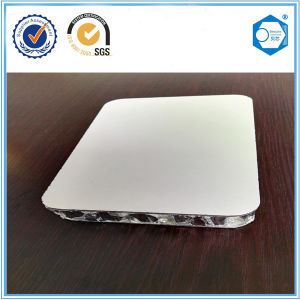 Subway HPL Wall Panel with Aluminum Honeycomb Core pictures & photos