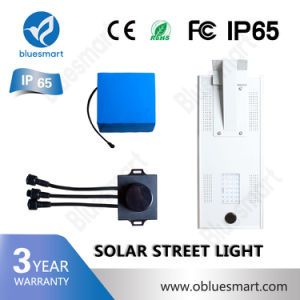 Ce FCC IP65 LED Solar Street Light with Lithium Battery pictures & photos
