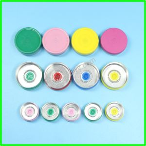 Aluminum and Plastic Cap pictures & photos