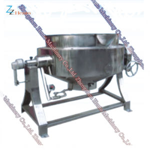 Expert Supplier of Stainless Steel Jacket Kettle pictures & photos