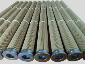 Htr PPS High Temperature Resistance Air Cartridge Filter pictures & photos