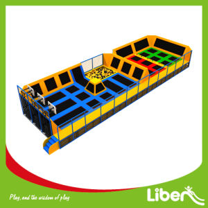 China Maufacturer Kids Indoor Trampoline with Foam Pit pictures & photos