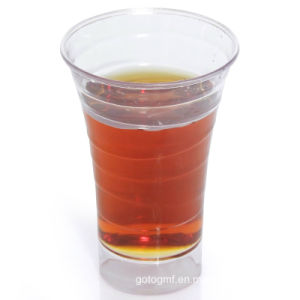 PP/PS Plastic Cup Disposable Tumbler Trumpet Cup pictures & photos