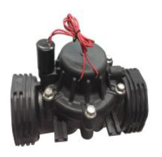 3 Inches Plastic Solenoid Valve for Agricultural Irrigation pictures & photos