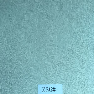 Synthetic Leather (Z36#) for Furniture/ Handbag/ Decoration/ Car Seat etc pictures & photos