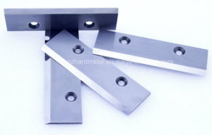 Carbide Woodworking Knives with 2 Holes pictures & photos