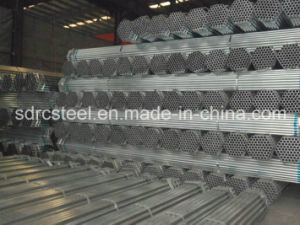 Mild Steel Hot-DIP Galvanized Steel Pipes, Constrution Material pictures & photos