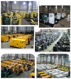 Factory Price Weichai Generator Sets 50kVA pictures & photos