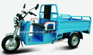Best Quality Electric Cargo Tricycle pictures & photos