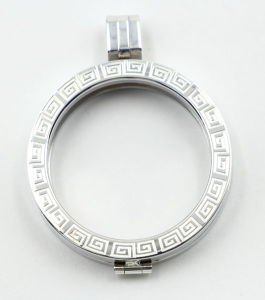 New Arrival Silver Plated Memory Locket for Necklace Pendant pictures & photos