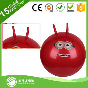 Exercise Ball Jumping Ball Hopper Ball Bouncy Ball with Handle