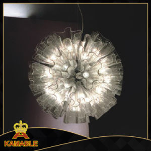 Modern Glass Fancy Home Ball Pendant Light (KA730S3) pictures & photos