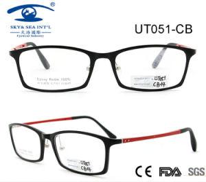 New Design for Ultem Eyeglasses Optical Frames for Men and Women (UT051) pictures & photos