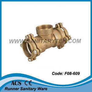 Straight Male Fitting with Flange for PE Pipe (F08-601) pictures & photos