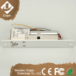 Fail Safe Time Delay Electric Mortise Lock Signal Output pictures & photos