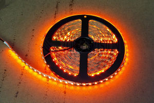 Amber LED Strip Light 120LEDs pictures & photos