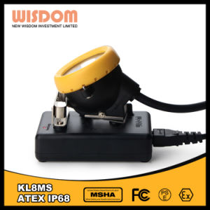 Wisdom Atex Mining Head Lamp Underground Cap Lamp pictures & photos
