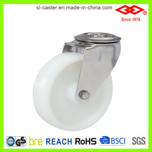 Stainless Steel Nylon Caster Wheel (G104-20D080X35) pictures & photos