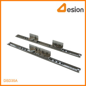 35mm Steel Dining Table Slides pictures & photos