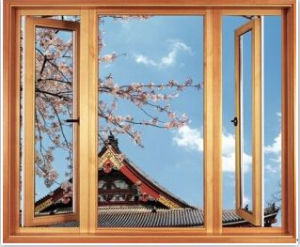 Heat Resistant Aluminium Side Hung Window pictures & photos