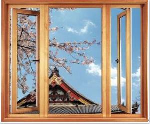 Heat Resistant Aluminium Side Hung Window
