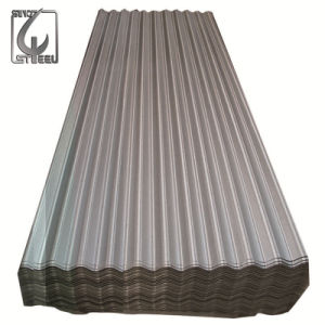 JIS G3302 Galvanized Corrugated Roofing Sheet pictures & photos