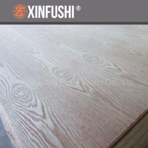 Ash/Teak/ Red Oak Wood Veneer Plywood pictures & photos