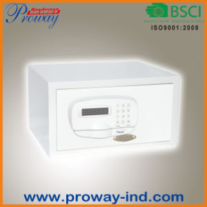 Credit Card Hotel Safe with LCD Display pictures & photos
