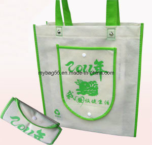 Reuse Foldable Nonwoven Promotion Bag pictures & photos