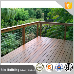 304/316 Safety Stainless Steel Balustade Cable Railing pictures & photos