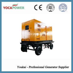 Shangchai 300kw Soundproof Diesel Generator pictures & photos